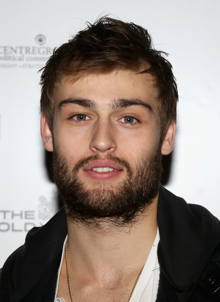 Douglas Booth 2013 The Old Vic Theatre 24-Hour