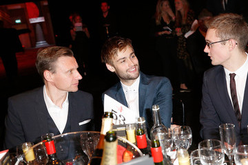 Douglas Booth Moet British Independent Film Awards 2014 - Awards
