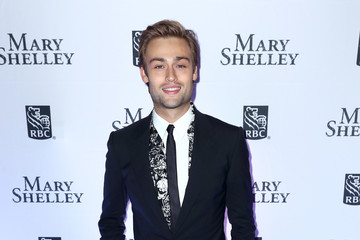 Douglas Booth RBC Hosts a 'Mary Shelley' Cocktail Party at RBC House Toronto Film Festival 2017