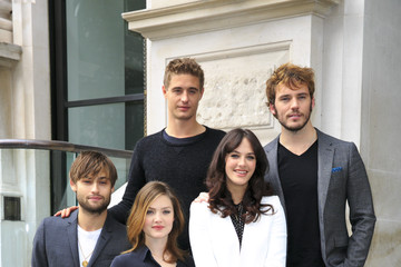 Douglas Booth 'The Riot Club' - Photocall