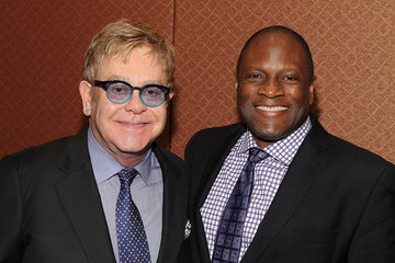 Douglas Brooks Elton John AIDS Foundation and The ONE Campaign Host Reception on Global HIV/AIDS Funding