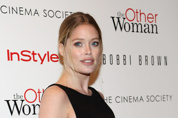 "Doutzen Kroes The Cinema Society & Bobbi Brown With InStyle Host A Screening Of ""The Other Woman"""