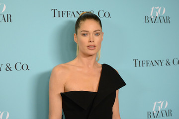 Doutzen Kroes Harper's BAZAAR 150th Anniversary Event Presented With Tiffany & Co at the Rainbow Room - Arrivals