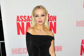 Dove Cameron Premiere Of Neon And Refinery29's 'Assassination Nation' - Arrivals