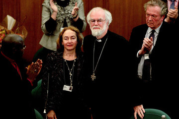 Dr. Rowan Williams The General Synod Votes Against The Introduction Of Women Bishops