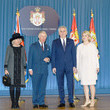 Dragica Nikolic The Prince of Wales and the Duchess of Cornwall Visit Serbia