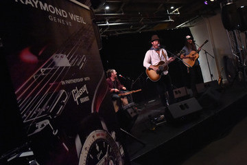 Drake White Gibson and Raymond Weil Watches Host Party to Benefit VH1 Save the Music Foundation
