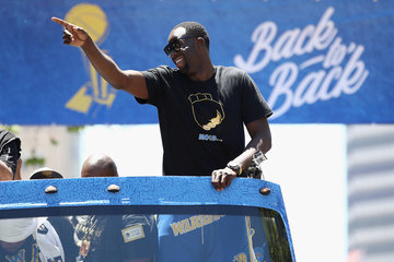 Draymond Green Golden State Warriors Victory Parade