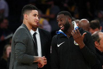 Draymond Green Golden State Warriors v Los Angeles Lakers