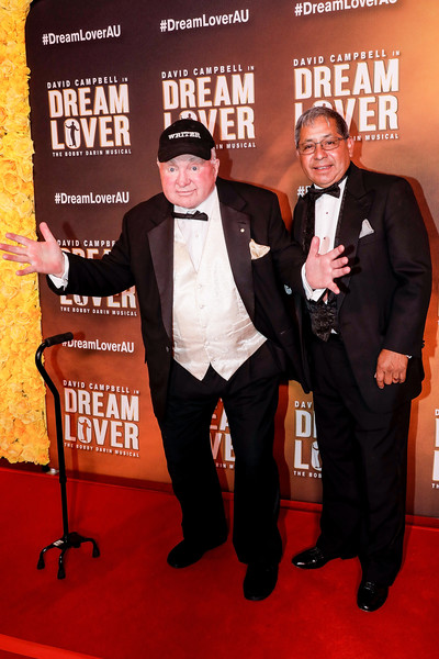 Dream Lover - The Bobby Darin Musical Opening Night - Arrivals