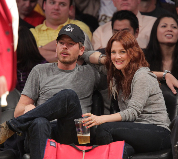 will kopelman drew barrymore. Drew Barrymore (R) and Will