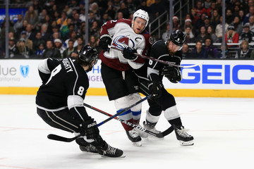 Drew Doughty Colorado Avalanche v Los Angeles Kings