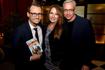 Drew Pinsky Premiere of Momentum Pictures' 'The Late Bloomer' - After Party