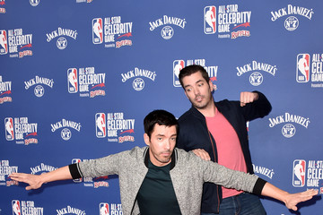 Drew Scott NBA All-Star Celebrity Game 2018 Presented By Ruffles - Arrivals