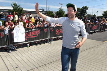 Drew Scott City of Hope Celebrity Softball Game - Arrivals