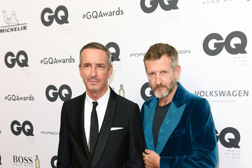 Dries Van Noten Red Carpet Arrivals - GQ Men Of The Year Award 2018