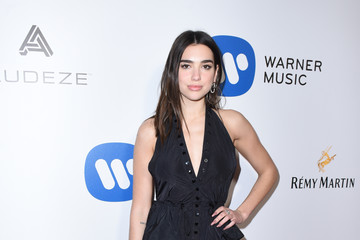 Dua Lipa Warner Music Group GRAMMY Party - Red Carpet