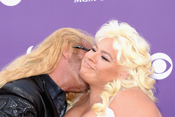 "Duane ""Dog"" Chapman 48th Annual Academy Of Country Music Awards - Arrivals"