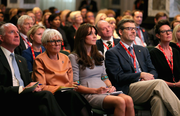 The Duchess of Cambridge Attends Place2Be Headteacher Conference