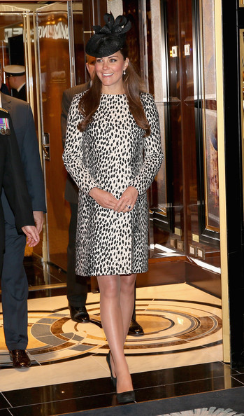 Kate Middleton Christens a Cruise Ship — Part 3