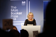 The Duchess Of Cornwall Presents The Man Booker Prize 2018