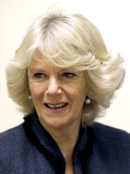 Duchess Of Cornwall Visits The Haven Paddington