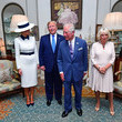 Duchess of Cornwal US President Trump's State Visit To UK - Day One