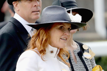 Duchess of York Royal Ascot - Day 4