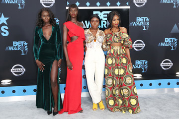 Duckie Thot 2017 BET Awards - Arrivals
