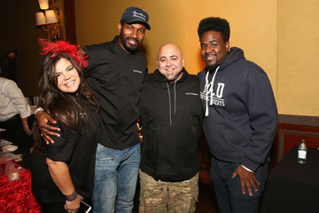 Duff Goldman Food Network & Cooking Channel New York City Wine & Food Festival Presented by Coca-Cola