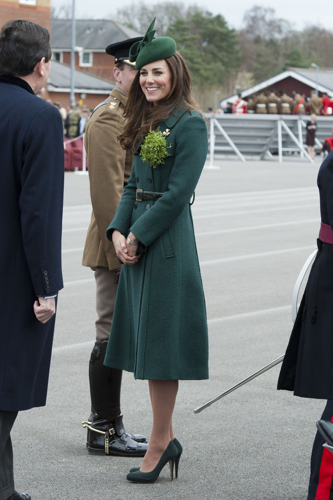 Royals Enjoy the St. Patrick's Day Parade — Part 2