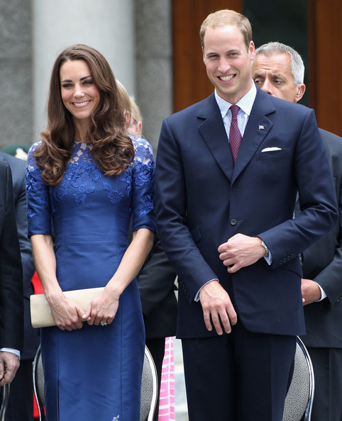 Prince William in The Duke And Duchess Of Cambridge Canadian And ...