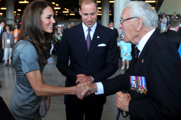 Kate+Middleton in The Duke And Duchess Of Cambridge Canadian Tour - Day 3