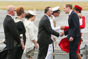 Prince William John Key Photos Photo