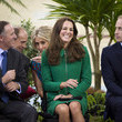 Prince William John Key Photos