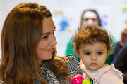 Kate Middleton and Sorayah Ahmad Photos Photo