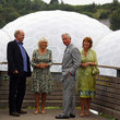 Tim Smit Duke And Duchess Of Cornwall Visit The Eden Project