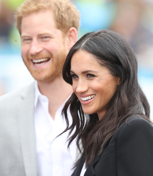 The Duke And Duchess Of Sussex Visit Ireland - 87 of 391