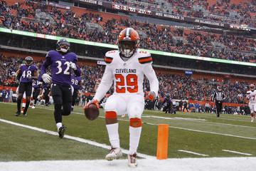 Duke Johnson Baltimore Ravens v Cleveland Browns