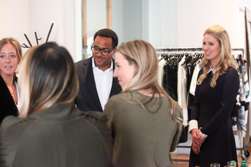 Duke McKenzie Nicky Hilton for eLUXE Collection Preview