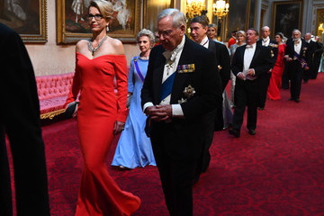 Duke Of Gloucester US President Trump's State Visit To UK - Day One
