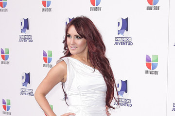 Dulce Maria Univisions 8th Annual Premios Juventud Awards - Arrivals