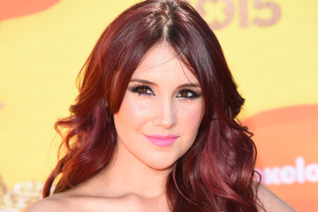 Dulce Maria Nickelodeon's 28th Annual Kids' Choice Awards - Arrivals