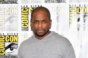 Dule Hill Comic-Con International 2017 - 'Psych' Press Line
