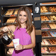 Maria Menounos Loves Dunkin' Donuts