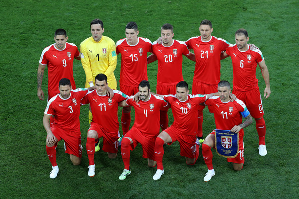 Dusko Tosic Nikola Milenkovic Photos - Serbia Vs. Switzerland: Group ...