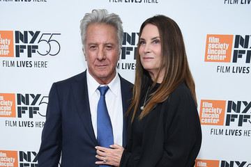 Dustin Hoffman Lisa Hoffman 55th New York Film Festival - 'Meyerowitz' & 'The Florida Project'