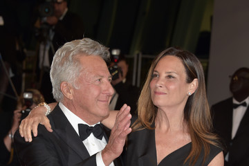 Dustin Hoffman Lisa Hoffman 'The Meyerowitz Stories' Departures - The 70th Annual Cannes Film Festival