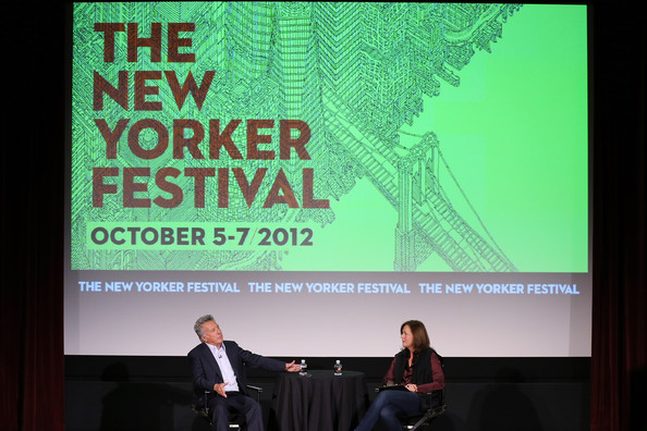 The New Yorker Festival 2012 - Quartet A Preview Screening Of The Comedy Followed By A Conversation Between Susan Morrison And The Director, Dustin Hoffman