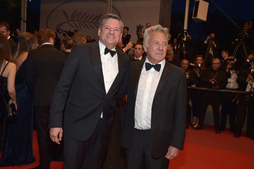 Dustin Hoffman 'Redoubtable (Le Redoutable)' Red Carpet Arrivals - The 70th Annual Cannes Film Festival